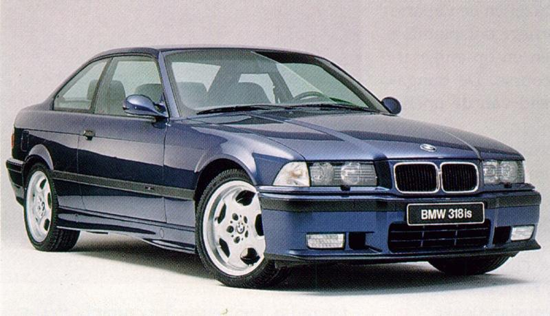 BMW 318iS 1994 photo - 4