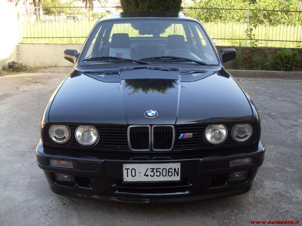 BMW 320iS 1990 photo - 5