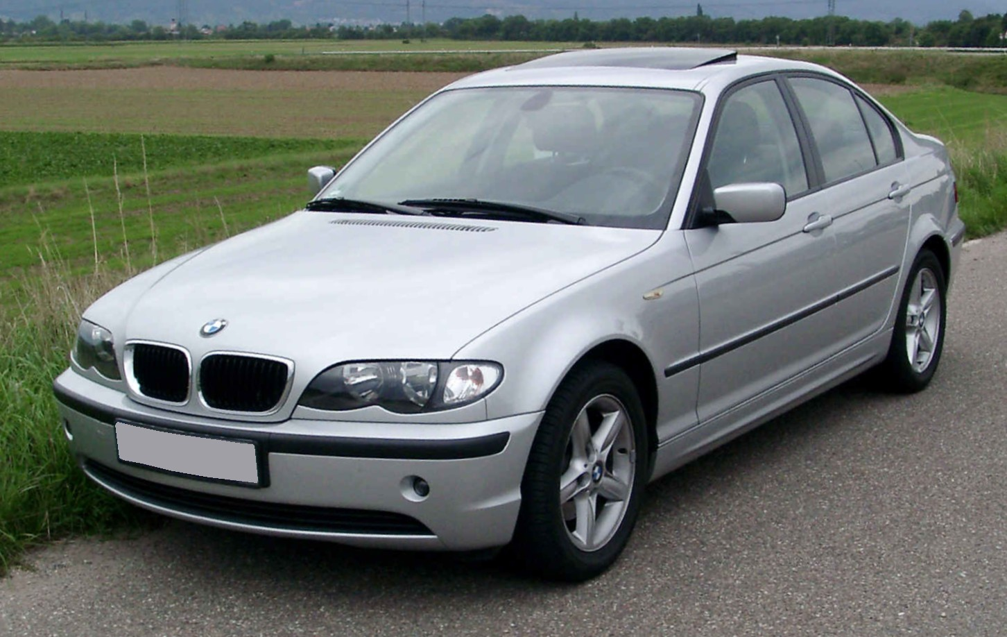 BMW 325Xi 2001 photo - 5
