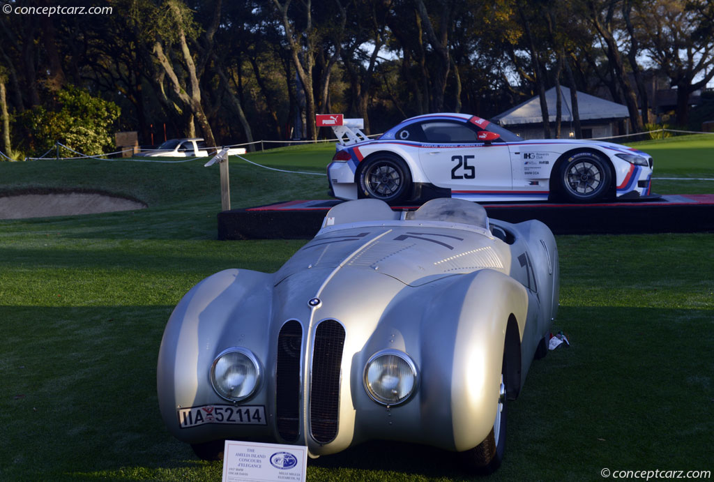 BMW 328 1937: Review, Amazing Pictures and Images - Look at the car