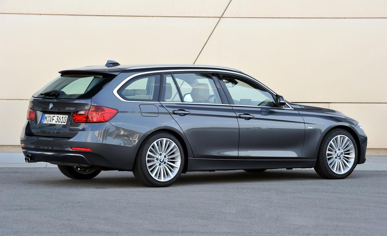 BMW 328Xi 2014 photo - 6