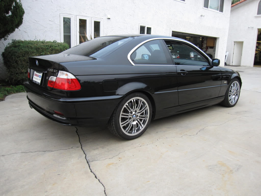 BMW Convertible bmw 330 black BMW 330Ci 2002: Review, Amazing Pictures and Images – Look at the car