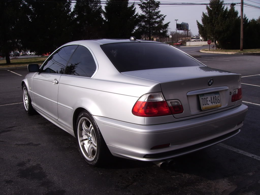 BMW 330Ci 2003 photo - 8