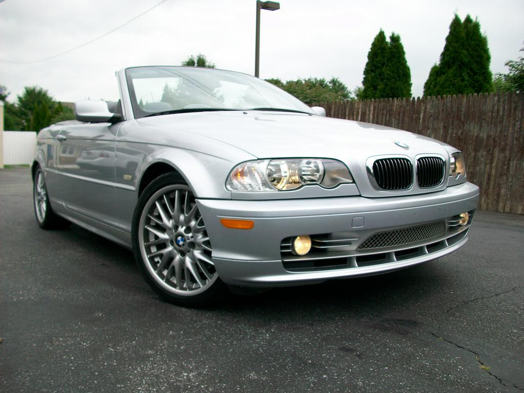 BMW 330Ci 2003 photo - 9