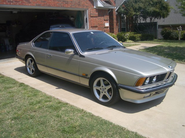 BMW 635CSi 1985 photo - 3
