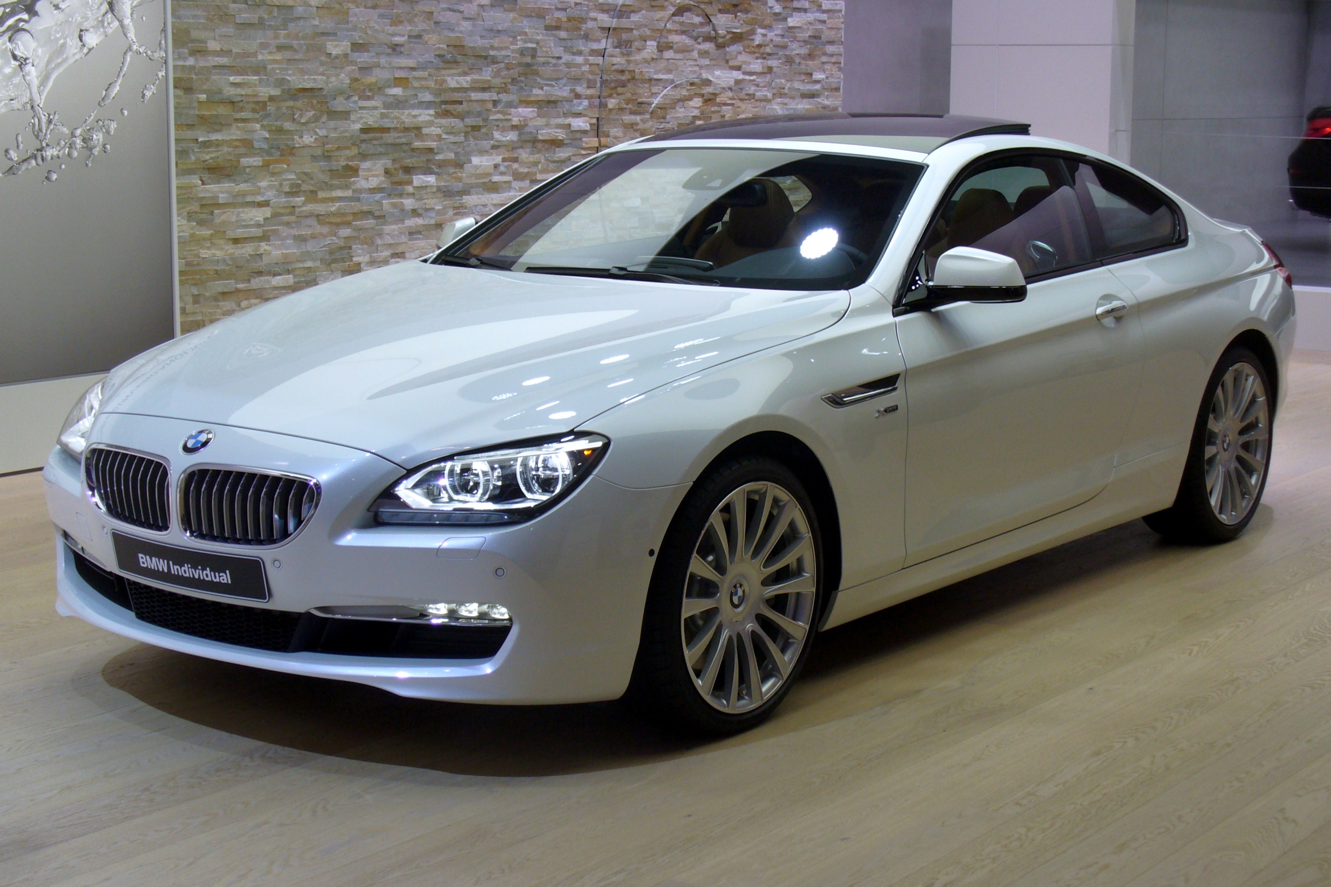 BMW 645Ci 2014 photo - 3