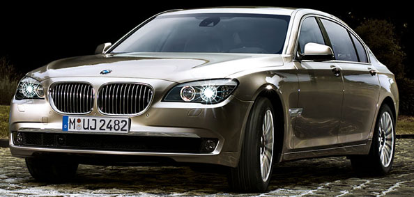 BMW 7-series 2009 photo - 8