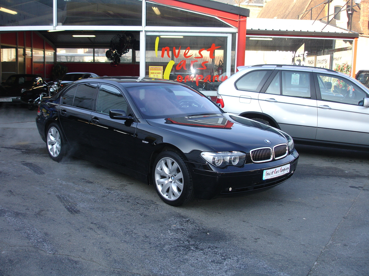 Bmw 730 2006 Review Amazing Pictures And Images Look At The Car Frm Module Location Photo 3