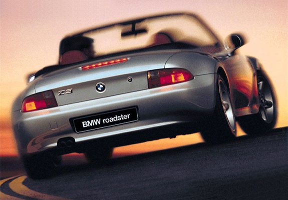 BMW Z3 1995: Review, Amazing Pictures and Images - Look at ...