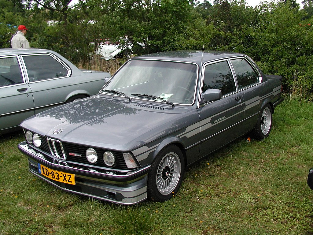 BMW e21 Alpina photo - 2