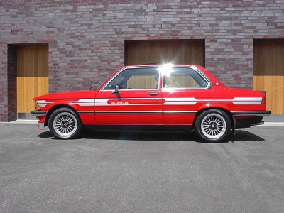 BMW e21 Alpina photo - 5