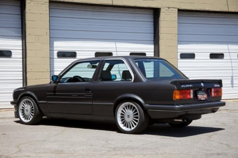 BMW e21 Alpina photo - 9