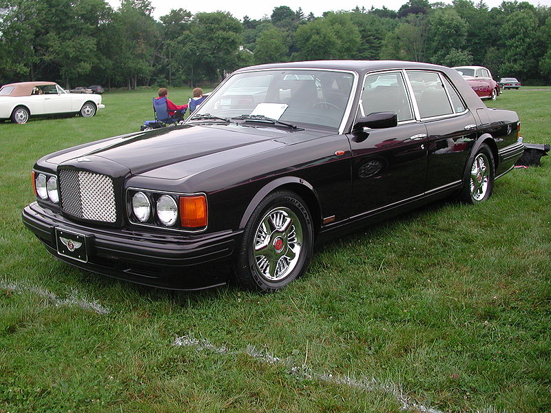 Bentley Mulsanne 1990 photo - 1