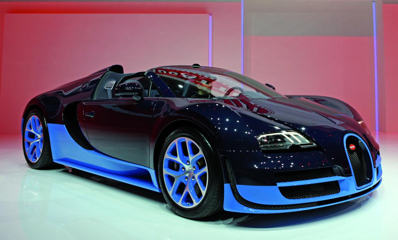 Bugatti chiron 2015 photo - 3