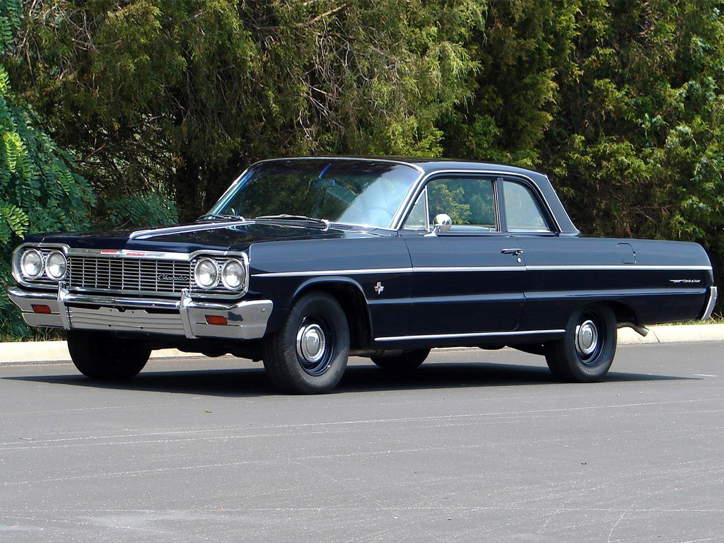 All Chevy chevy bel air 1964 : Chevrolet Bel air 1964: Review, Amazing Pictures and Images – Look ...