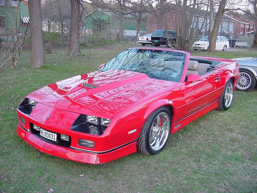 Camaro chevy camaro 1990 : Chevrolet Camaro 1990: Review, Amazing Pictures and Images – Look ...