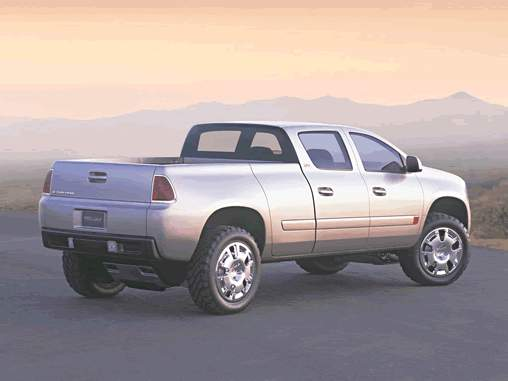 Chevrolet cheyenne 2003 photo - 2