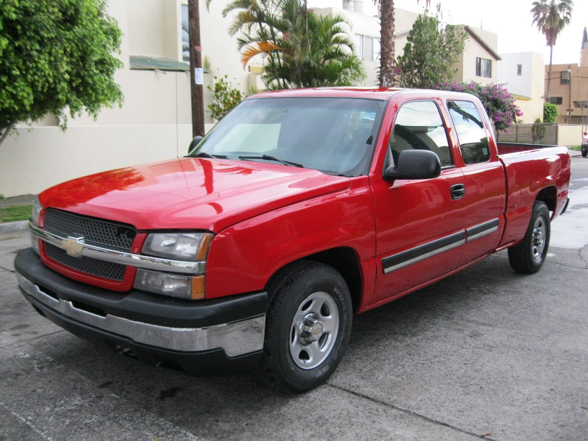 Chevrolet cheyenne 2003 photo - 5