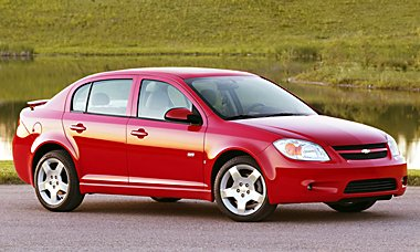 Chevrolet cobalt 2004 photo - 5