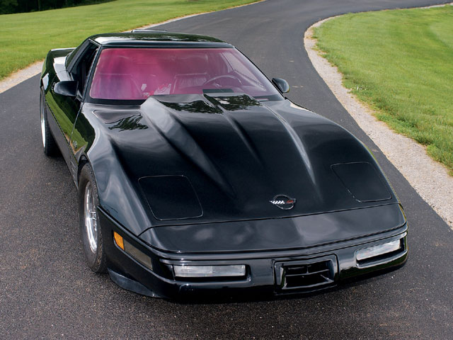 Chevrolet Corvette 1991 photo - 1
