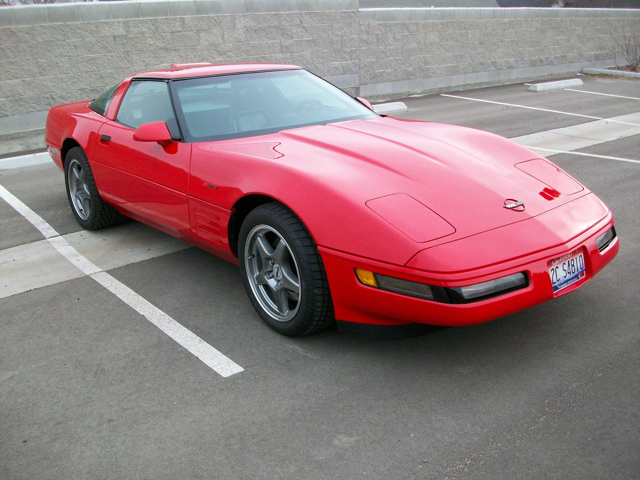 Chevrolet Corvette 1991 photo - 3