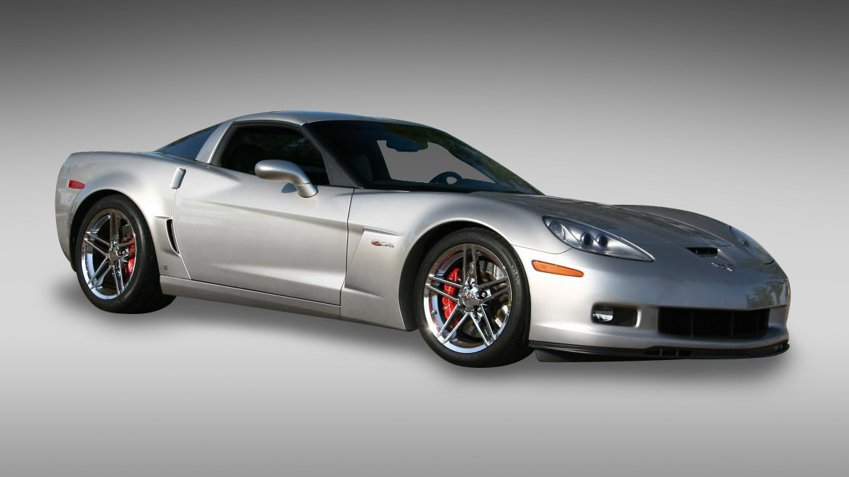 Chevrolet Corvette 2008 photo - 4