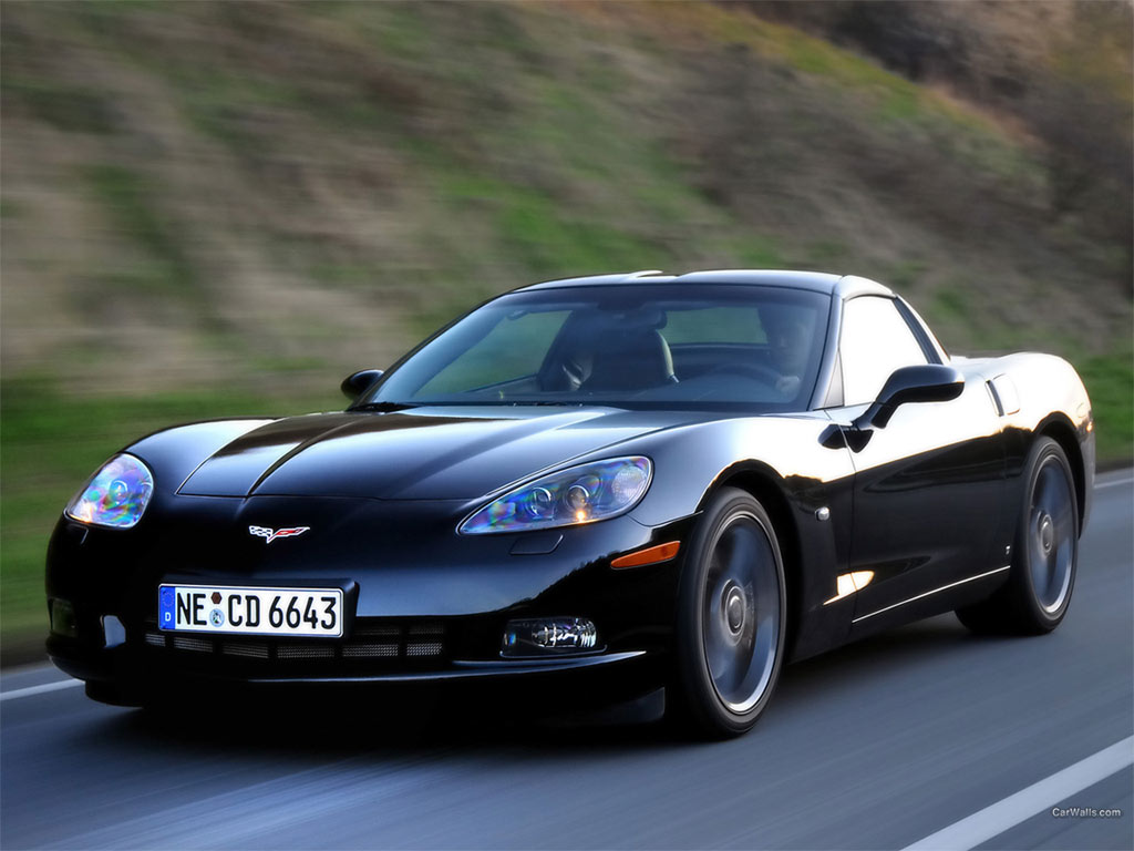 Chevrolet Corvette 2008 photo - 6