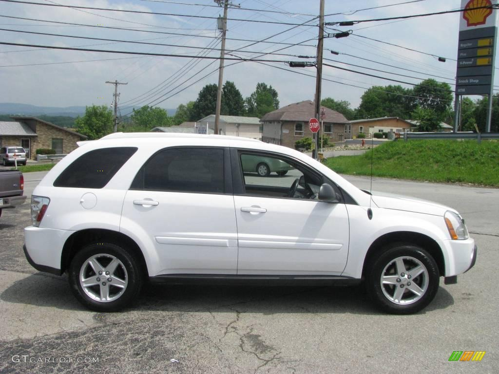 Chevrolet equinox 2005 photo - 4