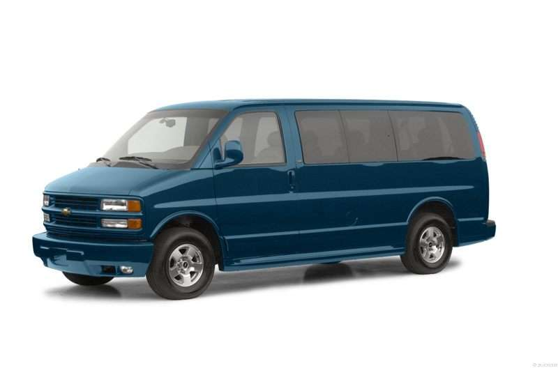 Chevrolet Express 2002 photo - 2