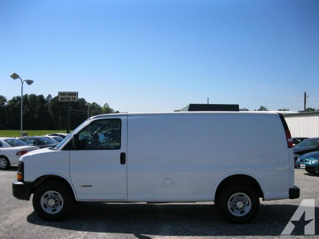 Chevrolet express 2006 photo - 3