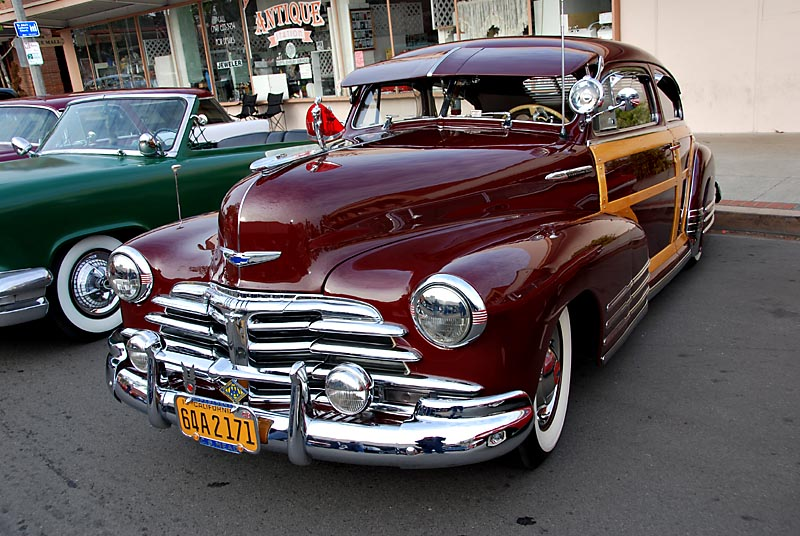 Chevrolet Fleetmaster 1948 photo - 1