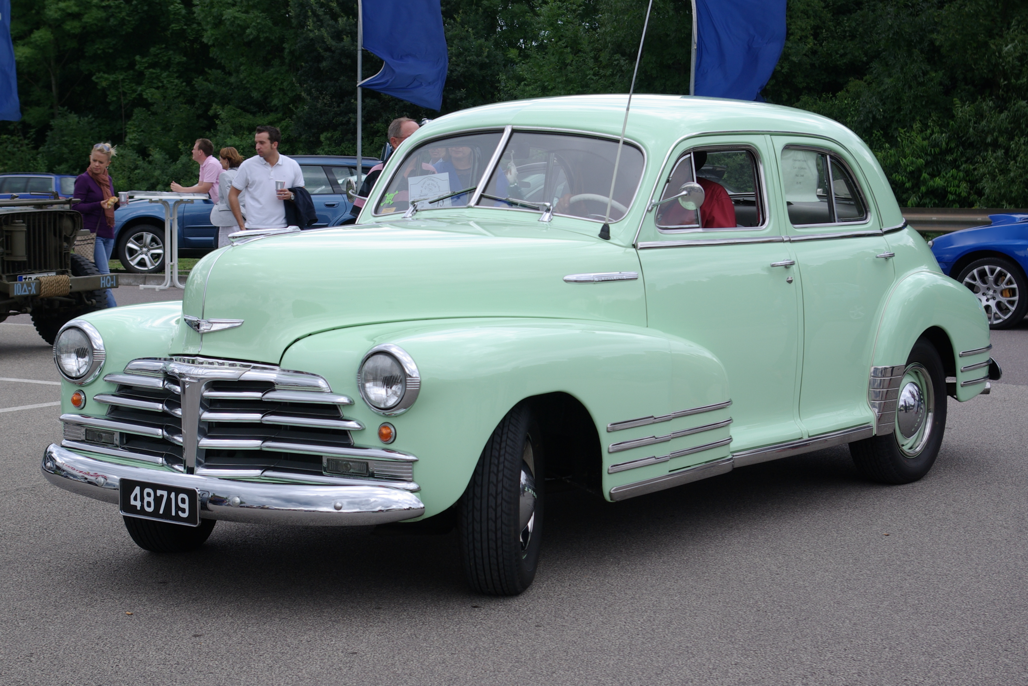 Chevrolet Fleetmaster 1948 photo - 6