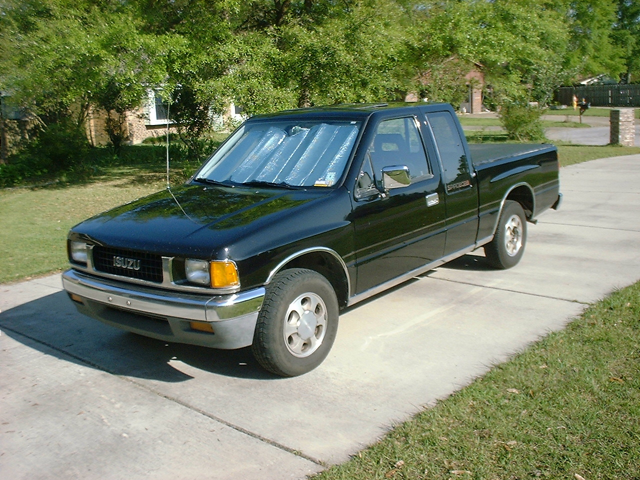 Chevrolet luv 1988 photo - 5