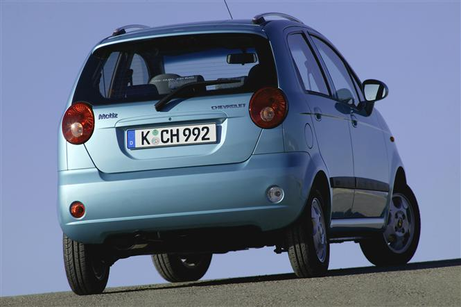 Chevrolet Matiz 2005 photo - 2