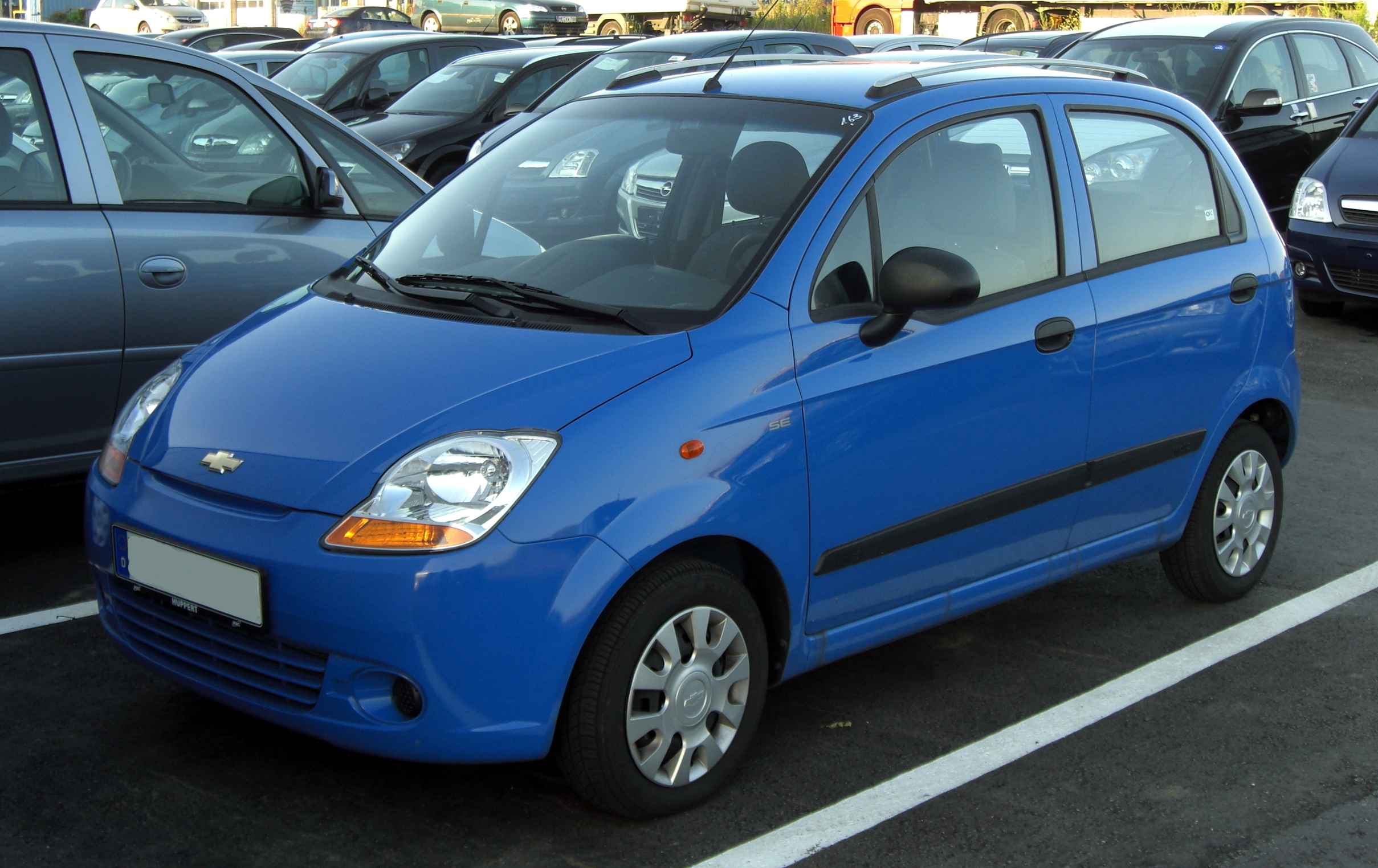 Chevrolet Matiz 2005 photo - 3