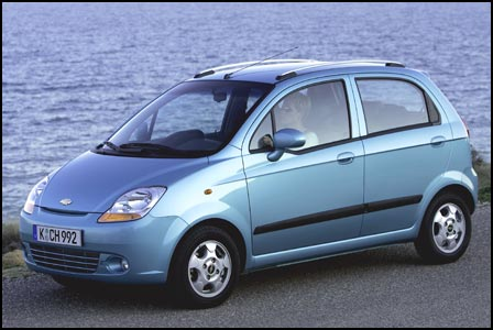 Chevrolet Matiz 2005 photo - 5