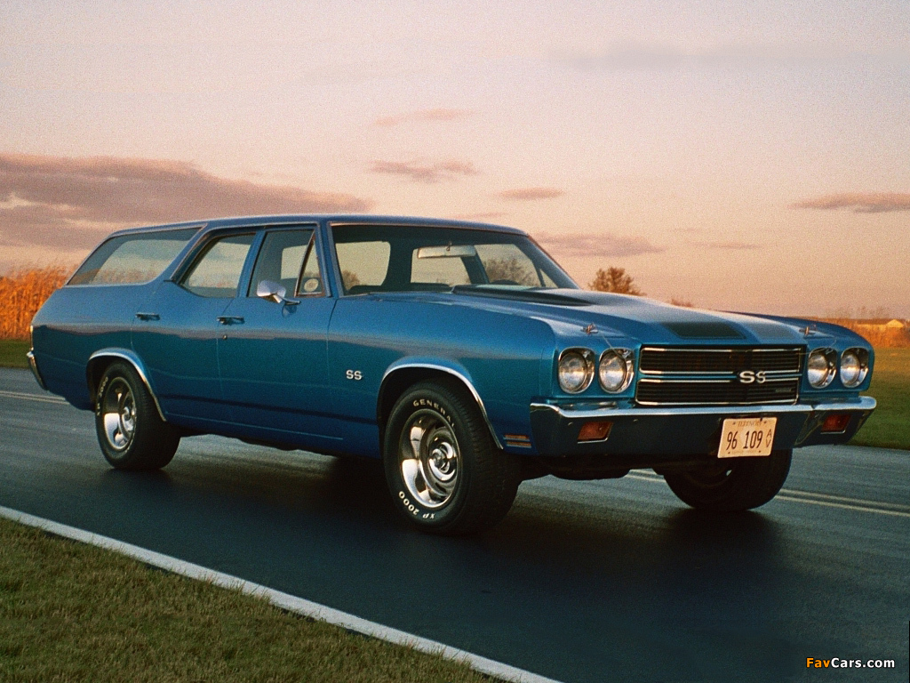 Chevrolet ss 1970 photo - 4