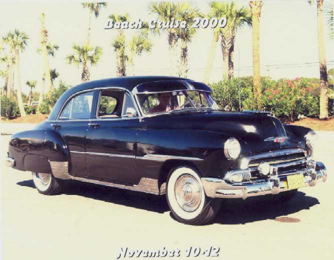 Chevrolet styleline 1951 photo - 4