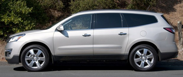 Chevrolet traverse 2005 photo - 2