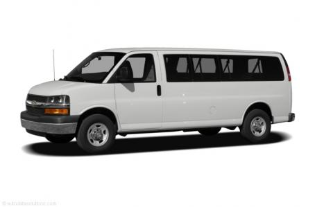 2010 Chevrolet Express 1500 - Price, Photos, Reviews & Features