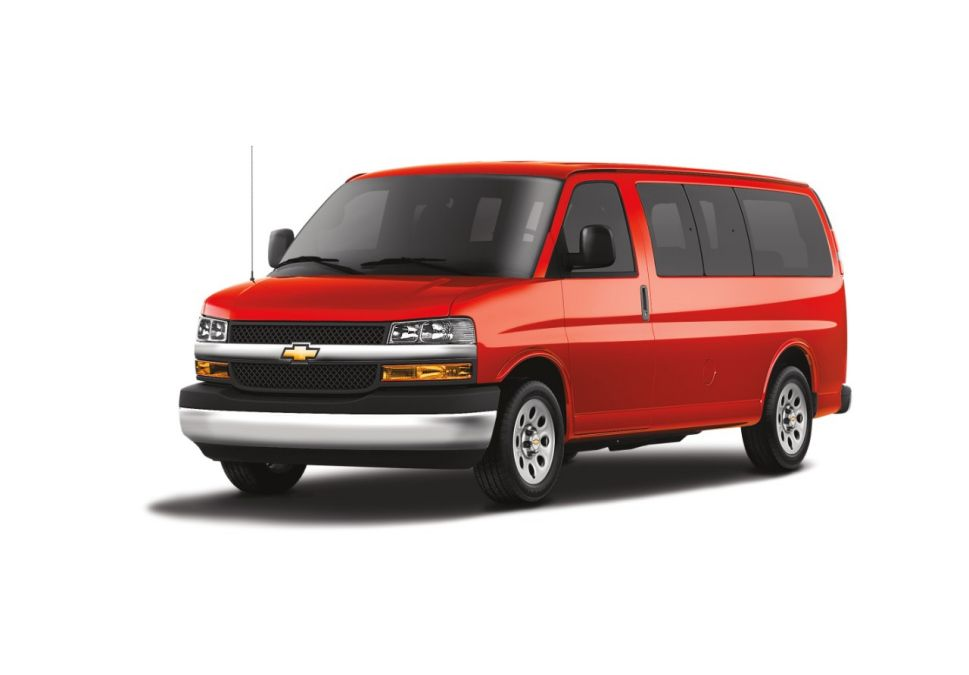 Chevrolet van 2015 photo - 3