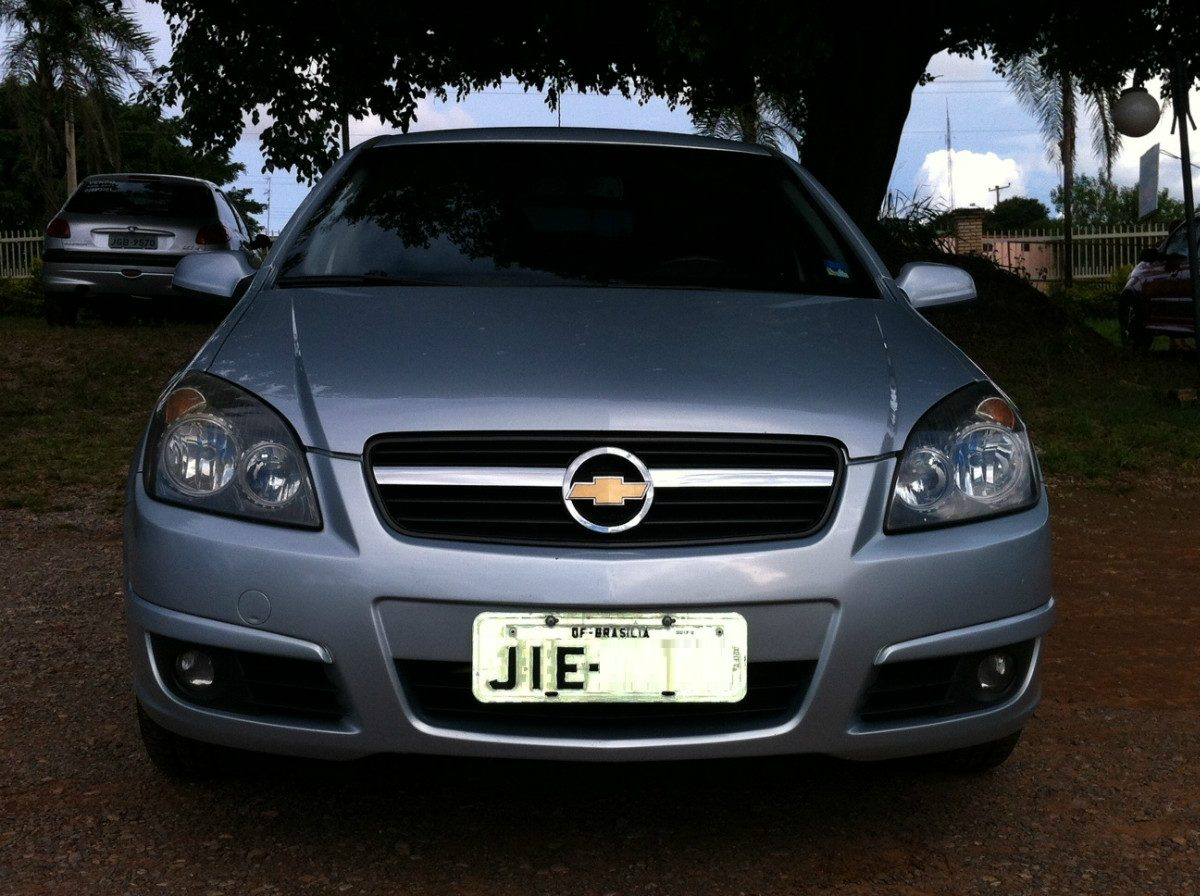 Chevrolet vectra 2008 photo - 2