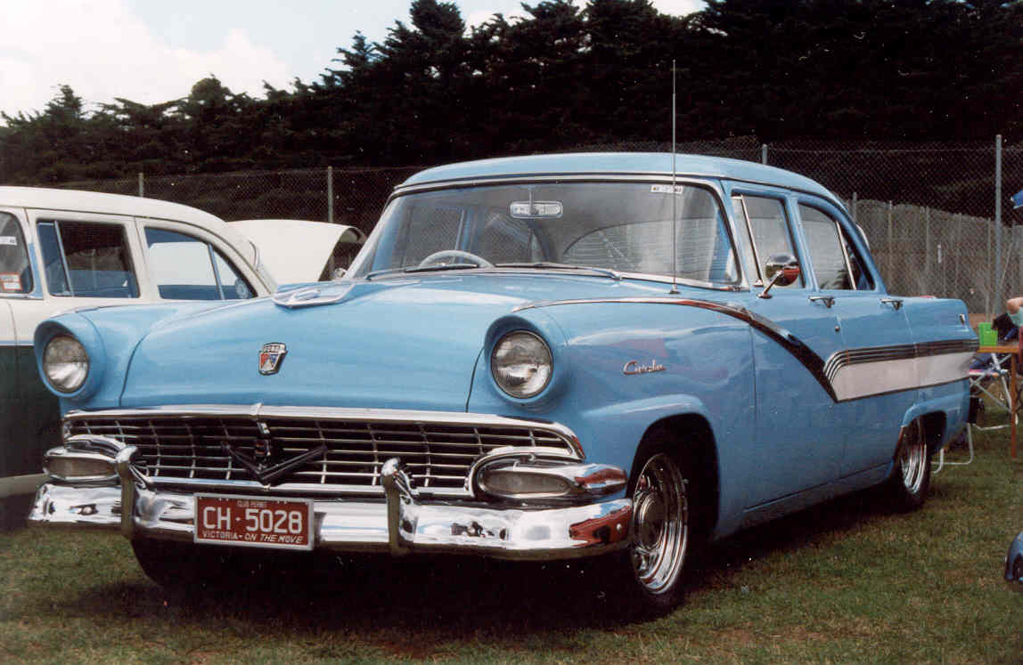 Ford customline 1957 photo - 4