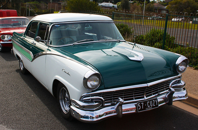 Ford customline 1957 photo - 6