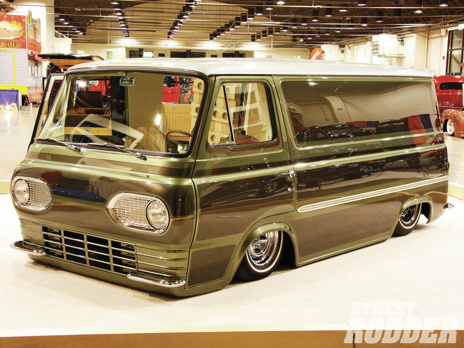 Ford Econoline 1965 Review Amazing Pictures And Images Look At 1957 Van Photo 8