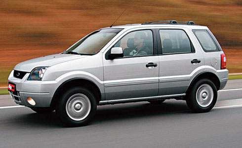 Ford ecosport 2001 photo - 1