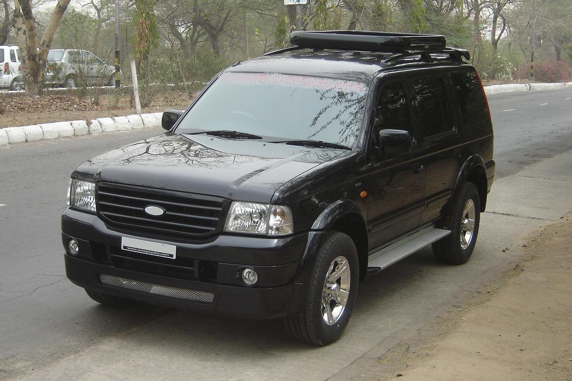 Ford endeavour 2004 photo - 1