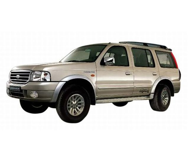 Ford endeavour 2004 photo - 7