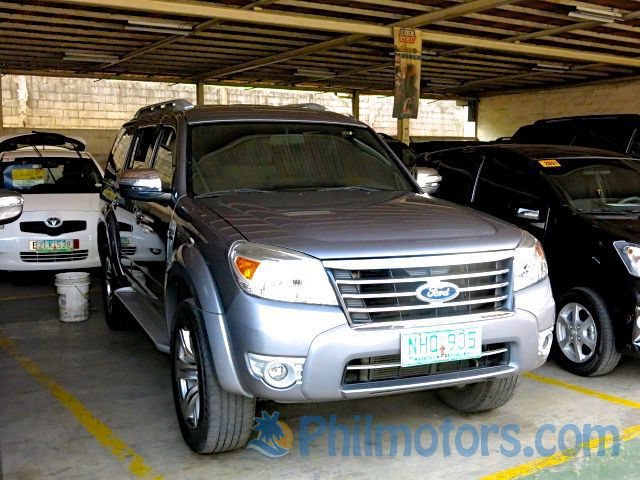 Ford everest 2000 photo - 7