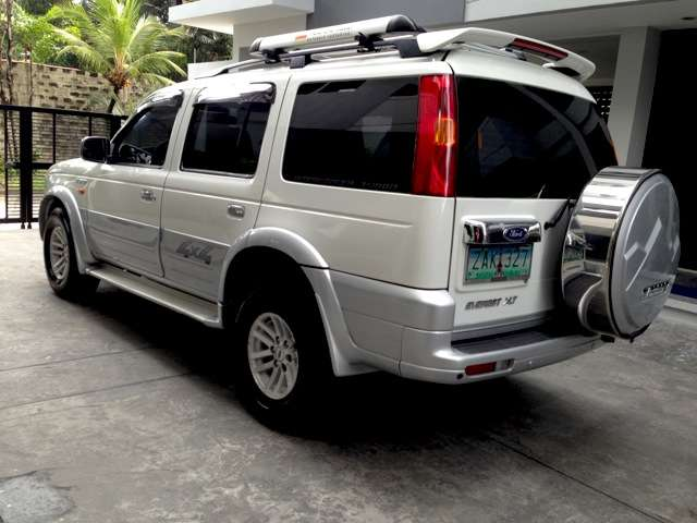 Ford Everest 2006 photo - 10